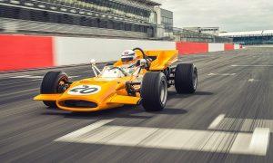 Video: Derek Bell and the McLaren M9A reunited