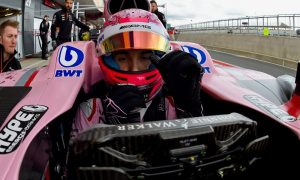 Ocon hails 'massive step' forward in 2017