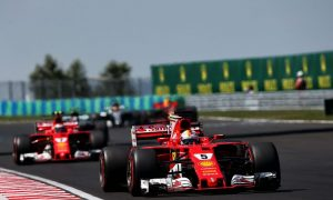 Ferrari hoping to conclude season with current pool of turbos