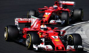 F1 absolutely cannot do without Ferrari - Mansell
