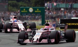Force India likely to scrap 'Force One' name change