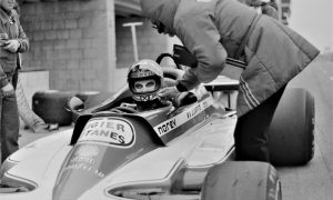 Lauda in a Ligier? Yes, it happened...