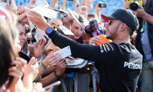 Fancy spending a race weekend with Lewis Hamilton?
