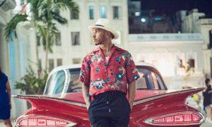 Lewis Hamilton's Cuban vibes