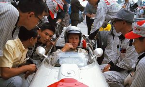 A man on the brink of Formula 1 greatness