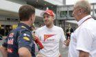 Sebastian Vettel-Helmut Marko