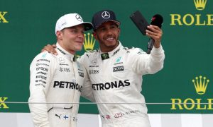 Driver harmony a benefit to the team - Bottas