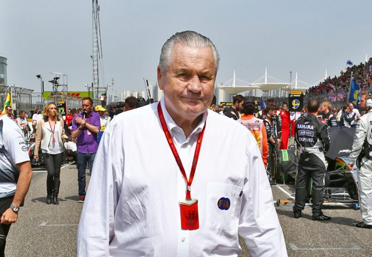 Alan Jones, Former F1 world champion