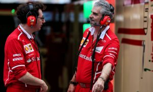 Is a power struggle brewing at Ferrari?