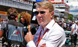 Engine penalties 'completely unfair' to drivers - Hakkinen
