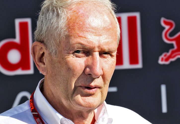 Helmut Marko, Red Bull and Toro Rosso motorsports consultant