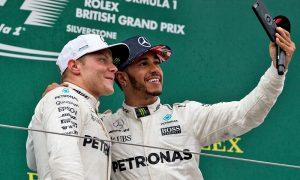 Wolff impressed by Hamilton/Bottas dynamic