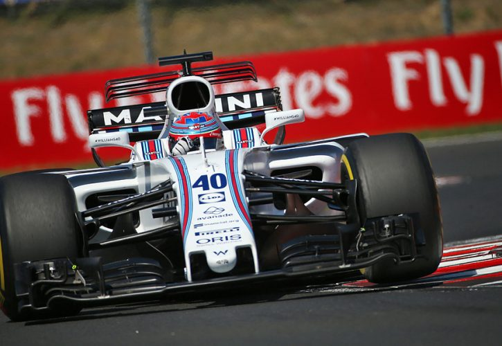 Paul di Resta, Williams, Hungarian Grand Prix