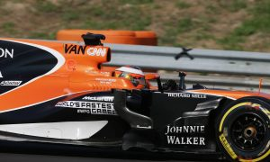 Vandoorne pips Leclerc mid-day in Budapest
