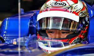 Matsushita targets F1 superlicence for 2018