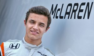 Norris on McLaren test duty for two days in Barcelona