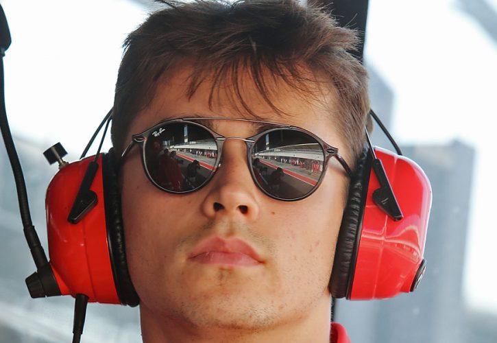 Charles Leclerc, Ferrari Driver Academy