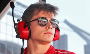 Ferrari 'would be the realisation of a dream' for Leclerc