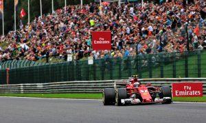 Raikkonen finds few surprises at Spa on Friday