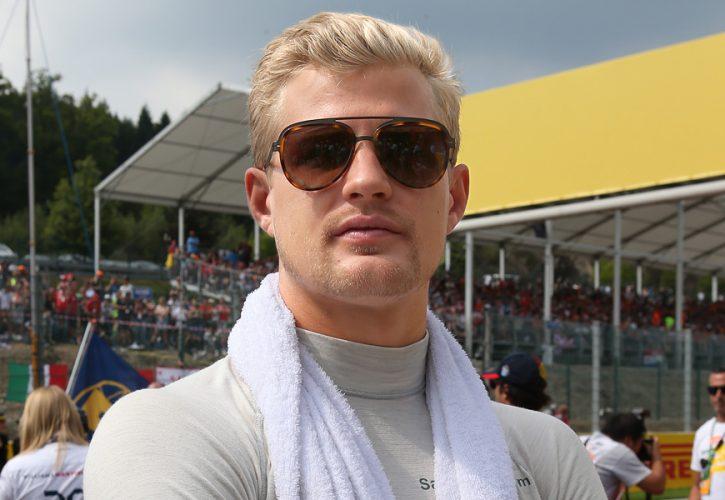 Marcus Ericsson, Sauber, Belgian Grand Prix