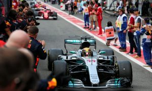 Belgian GP: Sunday's action in pictures