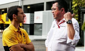 No McLaren impact on Renault engine design for two years