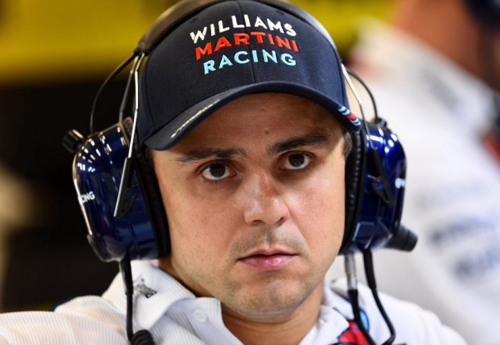 Felipa Massa, Williams F1