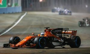 Alonso's Singapore engine is good to go, says Honda