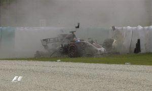 Haas gets curfew leniency to repair Grosjean's car