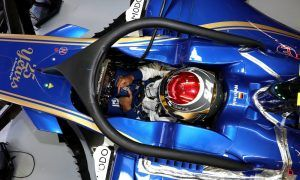Missing 'halo' information delays chassis designs
