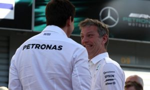 Mercedes Italian GP  win 'flawlessly executed' -  Allison