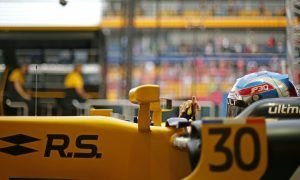 Palmer heads to Malaysia with more points in sight