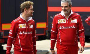 Ferrari's Arrivabene holding on to title hopes
