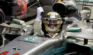Hamilton doubts he'll match Schumacher's record