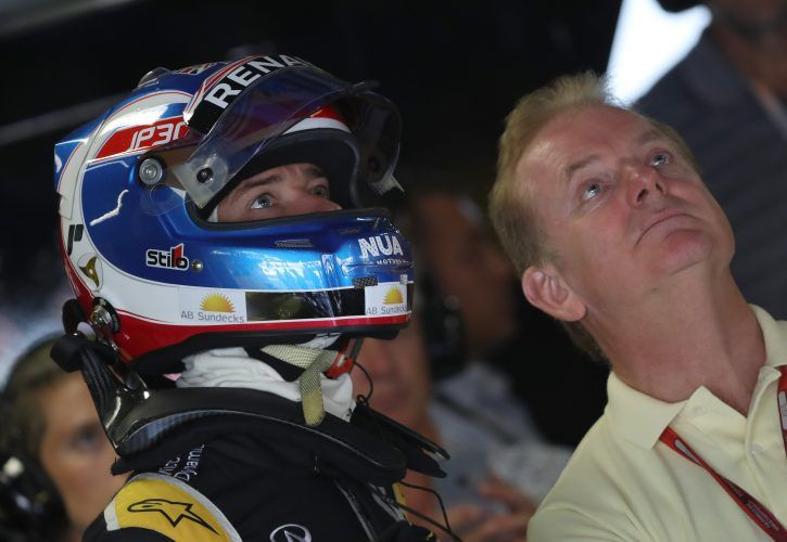 Palmer Declined 3 million to leave Renault