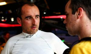Is Robert Kubica set to test for Williams?