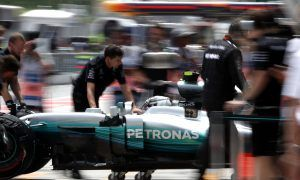 Wolff hopes new W09 retains the qualities of the 'diva'
