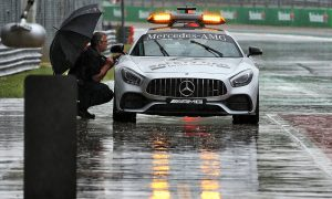 Monza qualifying to resume after lengthy rain delay