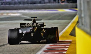 Grosjean struggling with front end issues in Singapore