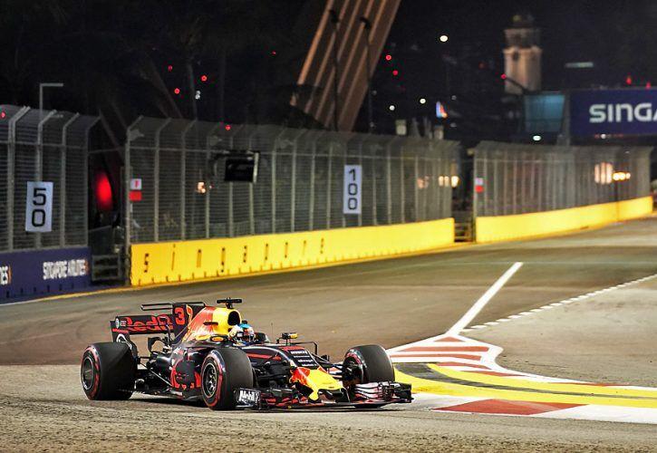 Daniel Ricciardo, Red Bull, SIngapore Grand Prix