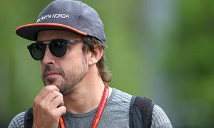 Daytona will be 'useful for the future', hints Alonso