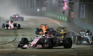 Perez earns himself a strong fifth in Singapore