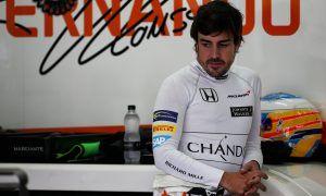 Alonso seeking 'taste of champagne' in 2018