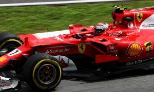 Raikkonen keeps Ferrari on top in FP3