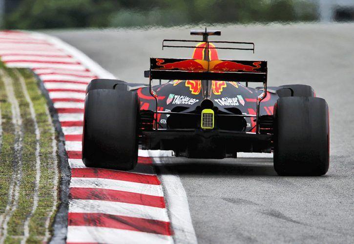 Daniel Ricciardo, Red Bull Racing, Malaysian Grand Prix