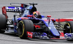 First-ever F1 qualie 'a special moment' for Gasly