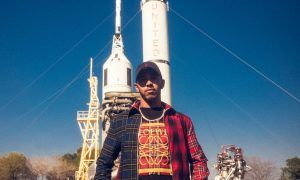 Lewis Hamilton wants to go to space!