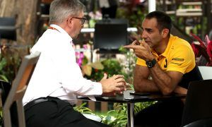 Renault's Abiteboul troubled by 'B Team' approach in F1