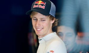 Hartley moves on to Mexico with new number