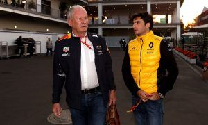 Sainz remains a 'safety net' for Red Bull if Ricciardo leaves